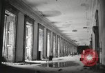 Image of damaged Chancellery Berlin Germany, 1945, second 6 stock footage video 65675065704