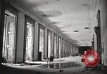 Image of damaged Chancellery Berlin Germany, 1945, second 10 stock footage video 65675065704