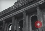 Image of Reichstag Berlin Germany, 1945, second 10 stock footage video 65675065709