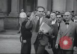 Image of Franz Neumann Berlin Germany, 1949, second 6 stock footage video 65675065717