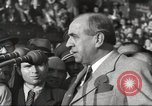 Image of freedom rally Berlin Germany, 1948, second 3 stock footage video 65675065721