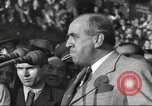 Image of freedom rally Berlin Germany, 1948, second 5 stock footage video 65675065721