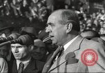 Image of freedom rally Berlin Germany, 1948, second 6 stock footage video 65675065721