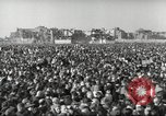 Image of freedom rally Berlin Germany, 1948, second 12 stock footage video 65675065721