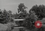 Image of Tiergarten Berlin Germany, 1953, second 5 stock footage video 65675065724