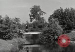 Image of Tiergarten Berlin Germany, 1953, second 7 stock footage video 65675065724