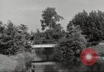 Image of Tiergarten Berlin Germany, 1953, second 8 stock footage video 65675065724
