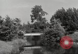 Image of Tiergarten Berlin Germany, 1953, second 12 stock footage video 65675065724