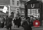 Image of German civilians Berlin Germany, 1953, second 4 stock footage video 65675065727