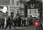 Image of German civilians Berlin Germany, 1953, second 6 stock footage video 65675065727