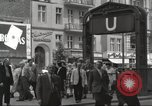 Image of German civilians Berlin Germany, 1953, second 12 stock footage video 65675065727