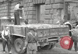 Image of removing rubble Berlin Germany, 1953, second 4 stock footage video 65675065728