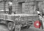 Image of removing rubble Berlin Germany, 1953, second 6 stock footage video 65675065728
