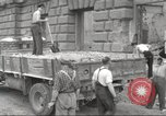 Image of removing rubble Berlin Germany, 1953, second 7 stock footage video 65675065728