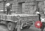 Image of removing rubble Berlin Germany, 1953, second 9 stock footage video 65675065728