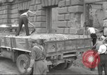 Image of removing rubble Berlin Germany, 1953, second 10 stock footage video 65675065728