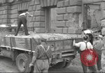 Image of removing rubble Berlin Germany, 1953, second 11 stock footage video 65675065728
