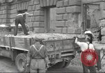 Image of removing rubble Berlin Germany, 1953, second 12 stock footage video 65675065728