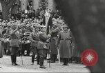 Image of Paul Von Hindenburg Berlin Germany, 1933, second 8 stock footage video 65675065735