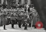 Image of Paul Von Hindenburg Berlin Germany, 1933, second 11 stock footage video 65675065735