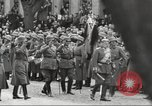 Image of Paul Von Hindenburg Berlin Germany, 1933, second 12 stock footage video 65675065735