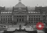Image of Reichstag Berlin Germany, 1932, second 2 stock footage video 65675065736