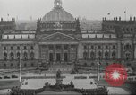 Image of Reichstag Berlin Germany, 1932, second 3 stock footage video 65675065736