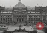 Image of Reichstag Berlin Germany, 1932, second 4 stock footage video 65675065736