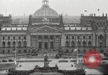 Image of Reichstag Berlin Germany, 1932, second 6 stock footage video 65675065736