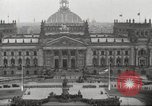 Image of Reichstag Berlin Germany, 1932, second 7 stock footage video 65675065736