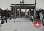 Image of skater Berlin Germany, 1932, second 6 stock footage video 65675065737