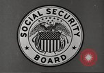 Image of Social Security Board United States USA, 1939, second 2 stock footage video 65675065738