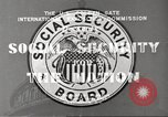 Image of Social Security Board United States USA, 1939, second 5 stock footage video 65675065738