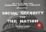 Image of Social Security Board United States USA, 1939, second 11 stock footage video 65675065738