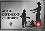 Image of aid to children United States USA, 1939, second 4 stock footage video 65675065742