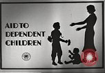 Image of aid to children United States USA, 1939, second 5 stock footage video 65675065742