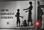 Image of aid to children United States USA, 1939, second 7 stock footage video 65675065742