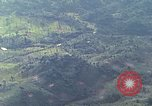 Image of CH-46A helicopter attacking Quang Ngai Vietnam, 1967, second 6 stock footage video 65675065746