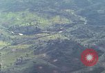 Image of CH-46A helicopter attacking Quang Ngai Vietnam, 1967, second 7 stock footage video 65675065746