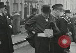 Image of Winston Churchill Bristol England, 1941, second 2 stock footage video 65675065766