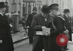 Image of Winston Churchill Bristol England, 1941, second 3 stock footage video 65675065766