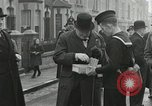 Image of Winston Churchill Bristol England, 1941, second 5 stock footage video 65675065766