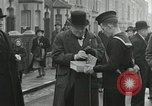 Image of Winston Churchill Bristol England, 1941, second 6 stock footage video 65675065766