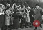 Image of Winston Churchill Bristol England, 1941, second 10 stock footage video 65675065766