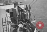 Image of USS Quincy Suez Canal Egypt, 1945, second 1 stock footage video 65675065770