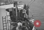 Image of USS Quincy Suez Canal Egypt, 1945, second 3 stock footage video 65675065770