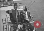 Image of USS Quincy Suez Canal Egypt, 1945, second 4 stock footage video 65675065770