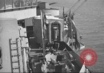 Image of USS Quincy Suez Canal Egypt, 1945, second 8 stock footage video 65675065770