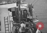 Image of USS Quincy Suez Canal Egypt, 1945, second 9 stock footage video 65675065770