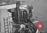 Image of USS Quincy Suez Canal Egypt, 1945, second 10 stock footage video 65675065770